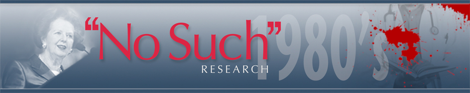 header graphic for No Such Research
